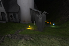 Weeping Angels VR: Τράβα ένα screenshot