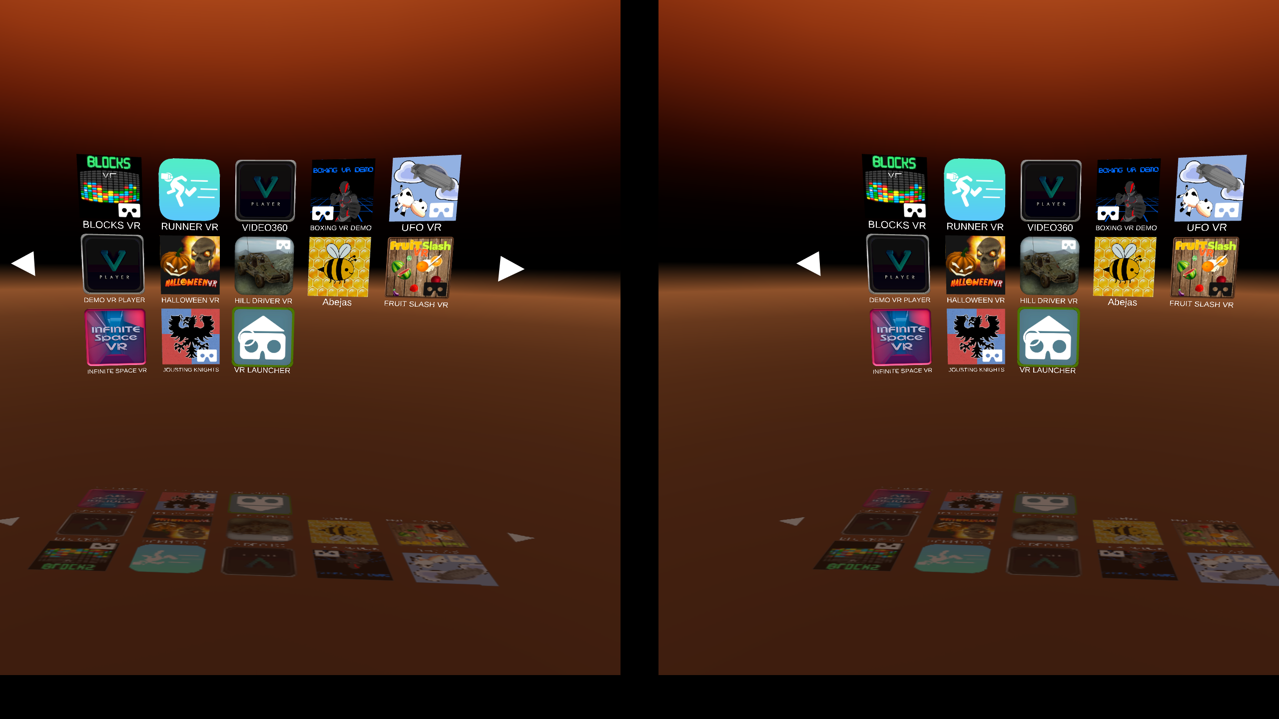screenshot 3 LAUNCHER VR content image