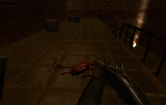 Alien Creepers VR: Τράβα ένα screenshot